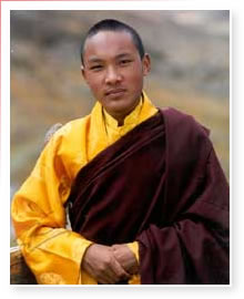His Holiness the 17th Karmapa, Pal Urgyen Drondul Thinley Dorje