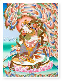 Yeshe Tsogyal, Princess Of Karchen