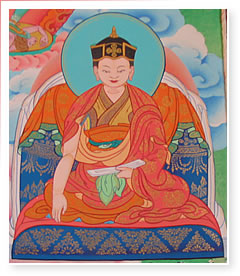 Du-sum Khyen-pa, the first Karmapa